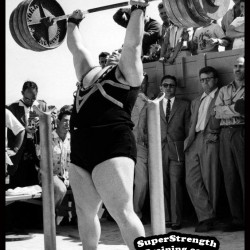 Paul Anderson – World's Strongest Man