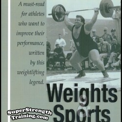 Weights & Sports by Paul Anderson