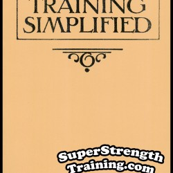 Physical Training Simplified by Mark Berry