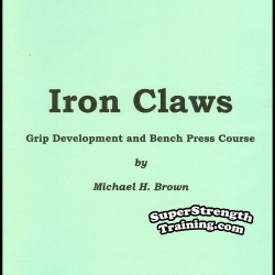 Iron Claws by Michael H. Brown