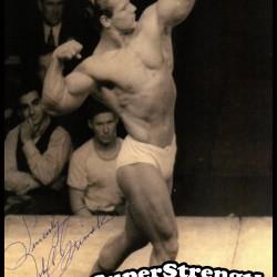 Mark H. Berry – Weight Training