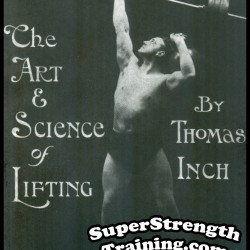 The Art & Science of Lifting by Thomas Inch