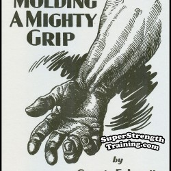 Molding a Mighty Grip by George F. Jowett