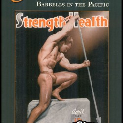 Legacy of Iron: Barbells in the Pacific by Brooks Kubik