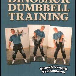 Dinosaur Dumbbell Training by Brooks Kubik