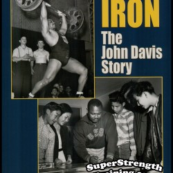 Black Iron: The John Davis Story by Brooks Kubik