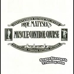 Anton Matysek – Muscle Control