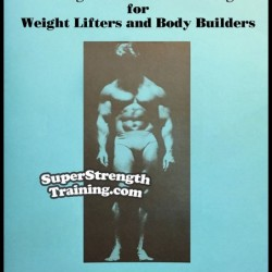 Strength & Bulk Training for Weight Lifters & Body Builders by Reg Park – Mr. Universe