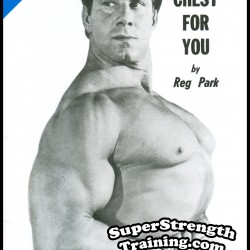 A Big Chest For You by Reg Park – Mr. Universe