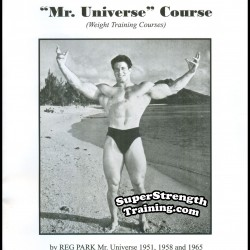 The Reg Park Mr. Universe Barbell and Dumbbell Course