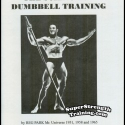 The Science of Dumbbell Training by Reg Park – Mr. Universe
