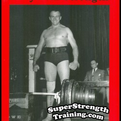 Developing Physical Strength by Bob Peoples
