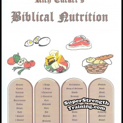 Biblical Nutrition by Rich Tucker