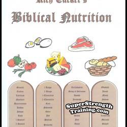 Rich Tucker – Biblical Nutrition