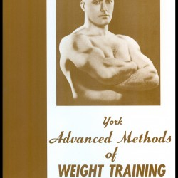 The York Advanced Methods of Weight Training by Bob Hoffman